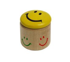 drewniana temperowka reklamowa dla dzieci