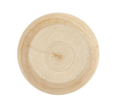 drewniane jo-jo reklamowe przód