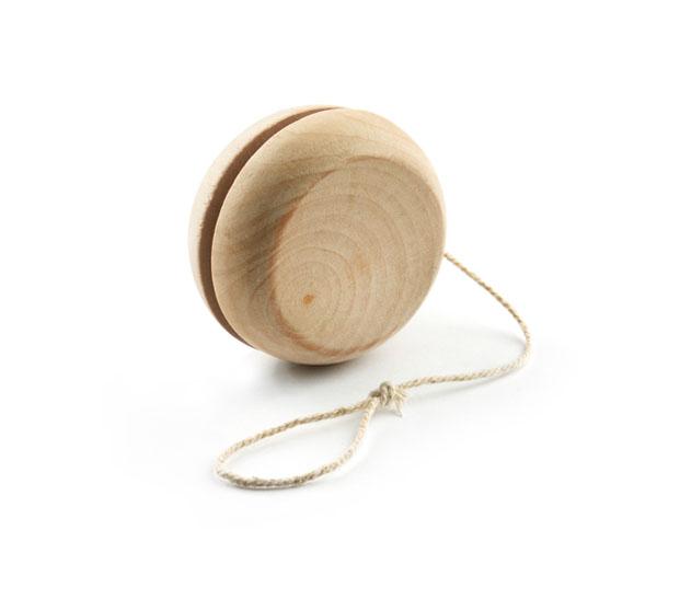 drewniane jo-jo reklamowe
