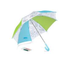 parasol do kolorowania dla dzieci