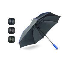 kwardatowy parasol reklamowy