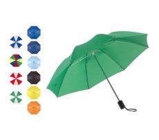 parasol zielony