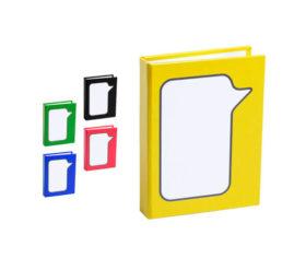 notesik z karteczkami