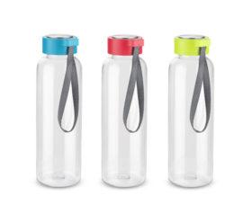 przezroczysta butelka na wode
